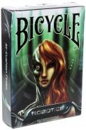 Bicycle Robotics Spielkarten