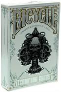 Bicycle Steampunk Bandits Deck - White