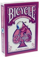 Bicycle Street Art Deck