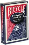 Bicycle Vintage Cupid Back