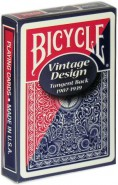 Bicycle Vintage Tangent Back