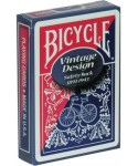 Bicycle Vintage Safety Back