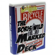 Boris Wild Marked Deck
