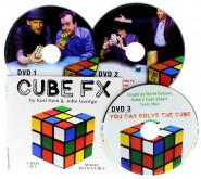 Cube FX 3er DVD-Set von Karl Hein und John George