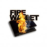 Fire Wallet von Mark Mason