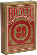 Bicycle Gong Xi Fa Cai Deck