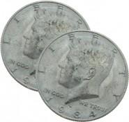 US-Halfdollar Shell (erweitert)