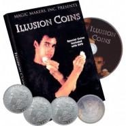 Illusion Coins Trickm�nzen