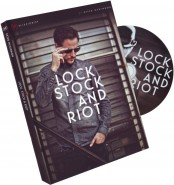 Lock Stock and Riot von Peter McKinnon