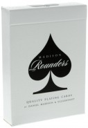 Madison Black Rounders Deck