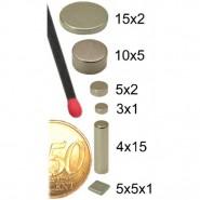 Magnet aus Neodym-Eisen-Bor