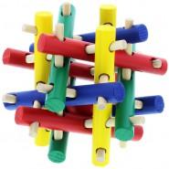 Mikado-Puzzle