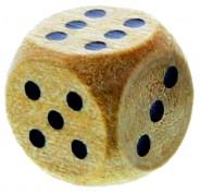 Mini-Holzwürfel