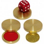 Münzen-Chip-Kümmelblättchen