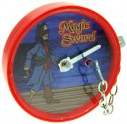 Piratensäbel-Zaubertrick
