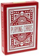 Red Wheel Spielkarten