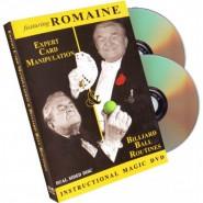 Card and Billiard Ball Manipulation von Romaine