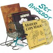 Moneytrick Set (mit gratis Lottomaschine)