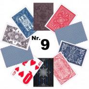 Spielkarten-Muster Serie 09