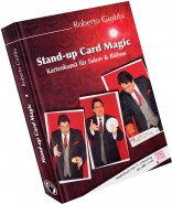 Stand-up Card Magic von Roberto Giobbi