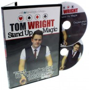 Stand Up Magic (Doppel-DVD) von Tom Wright