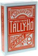 Tally-Ho Poker Circle Back Orange