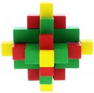 Tricolor-Puzzle