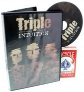 Triple Intuition von Dani da Ortiz