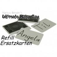 Ultimate Baby Gag Ersatzkarten