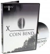 X Coin Bend von Steven X